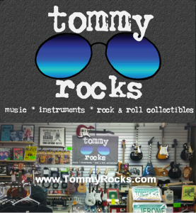 Tommy Rocks Music (Lovers) Store - PhotoFlashbacks