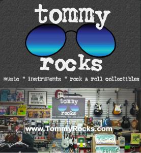 Tommy Rocks Music (Lovers) Store - PhotoFlashbacks