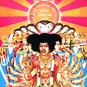 "Jimi Hendrix - ""Axis Bold AS Love"""