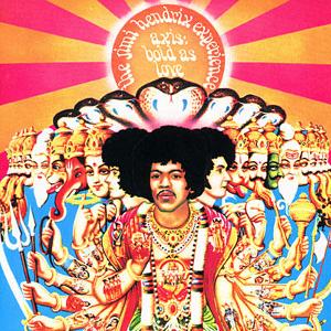 "Jimi Hendrix - ""Axis Bold AS Love"""