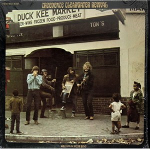 "Credence Clearwater Revival - ""Willie and the Poor Boys"""