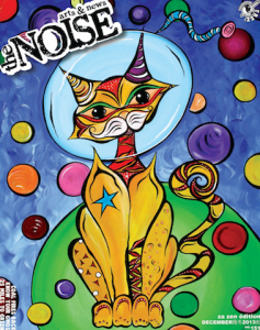 Cover from The Noise 12-13