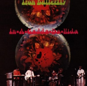 "Iron Butterfly - ""In-A-Gadda-Da-Vida"""