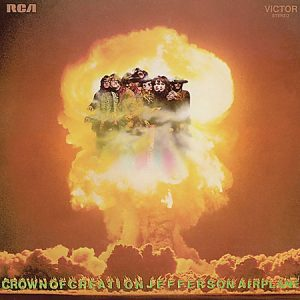 "Jefferson Airplane - ""Crown of Creation"""