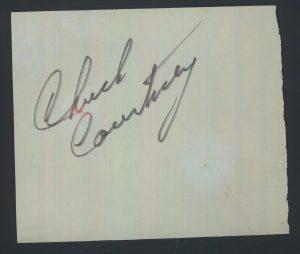 Chuck Courtney